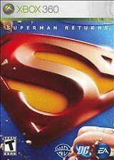 NEW Superman Returns (Microsoft Xbox 360, 2006)