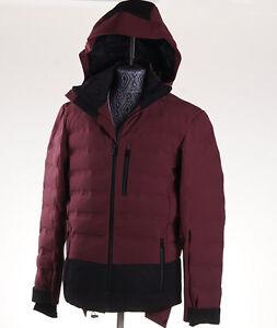 New-2300-AZTECH-MOUNTAIN-Technical-Waterproof-Down-Ski-Jacket-S-039-Nuke-Suit-039