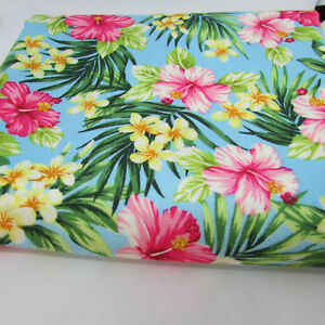 039-Aloha-039-Japanese-Sevenberry-100-cotton-patchwork-amp-quilting-fabric-fqt-1-2m