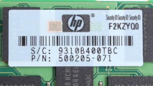 8 GB HP ddr3 REG pc3-10600r di ram //// HP 500205-071 Attenzione Server Memoria