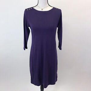 KAREN-SCOTT-Womens-Sport-Shift-Dress