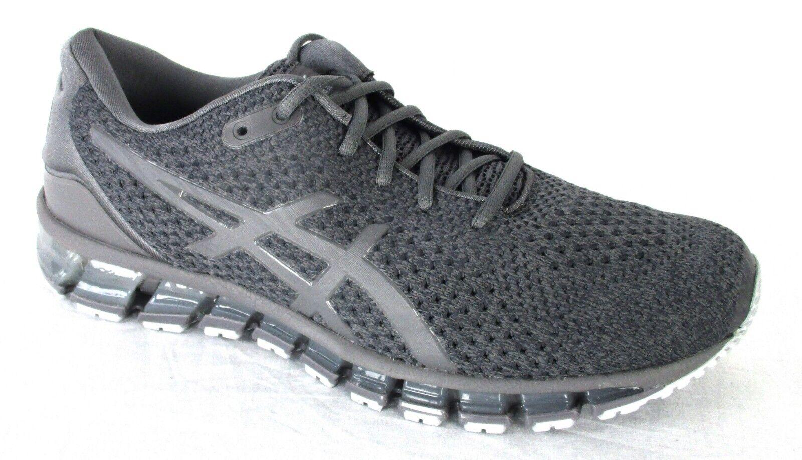 Asics Mens Gel-Quantum 360 Knit T840N Carbon Dark Grey Size 10.5