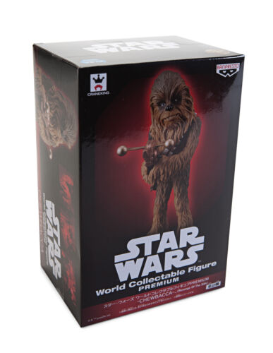 PVC WCF Premium Figure Star Wars Chewbacca Revenge of the Sith Ver