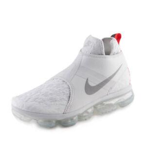 b7cac3a3ad3 Nike Air Vapormax Chukka Slip size 9.5. White Pure Platinum Silver ...