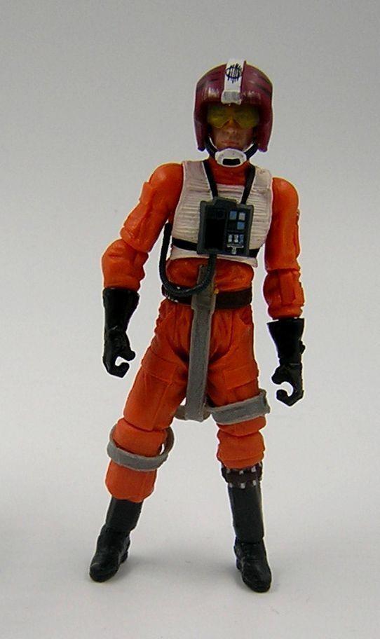 Star Wars Loose John D Branon  Y- Wing Pilot