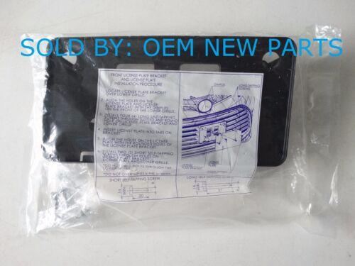 2016 2017 2018 Toyota Avalon Front License Plate Bracket OEM 7510107060 NEW