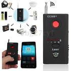 Anti Spy Hidden Camera Detector GSM Audio Bug Finder GPS Signal Lens RF Tracker