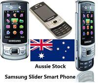 Samsung S6700t Slider Smart Phone Telstra S6700 Silver 3g Next Mp3 Camera