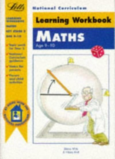 **OE**KS2 Learning Workbook: Mathematics age 9-10: Maths 9-10 (At Home with the