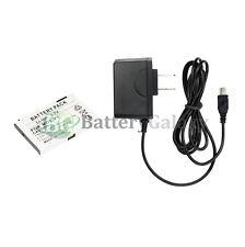 BATTERY for Motorola RAZR v3m v3r v3t + Home AC Charger