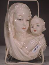 +# A009140 Goebel Archiv Muster Wandbild Heilige Madonna mit Kind HA24 Plombe