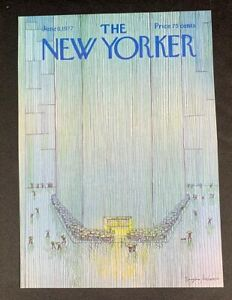 COVER-ONLY-The-New-Yorker-Magazine-June-6-1977-Eugene-Mihaesco