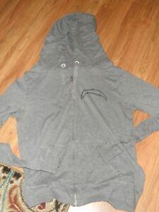 VS Victoria s secret PINK ~ Medium hoodie hooded sweatshirt Chargers ... b26af898e
