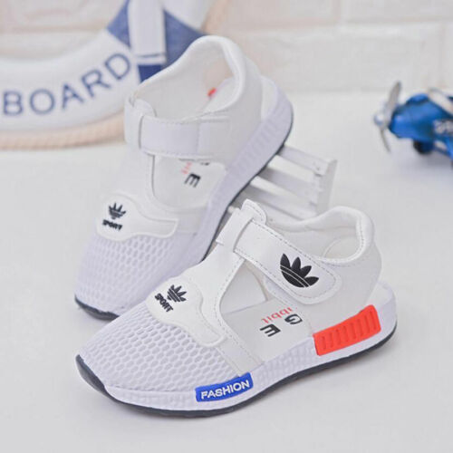 Big Kid Boys Girls Beach Casual Sandals Closed Toe Outdoor Sport Sandal US10-4