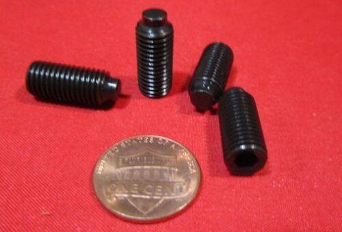 "50 Pcs Alloy Steel Half Dog Point Set Screw Extended Tip 5//16-24 x 3//4/"" Length"