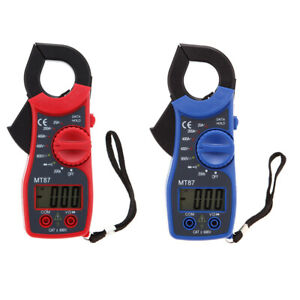 31-2-MT87-Pince-numerique-AC-DC-Pince-de-multimetre-Voltmetre-Testeur-ave-F8X9