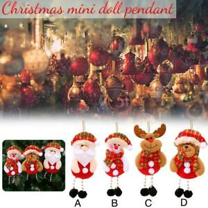 Home-Decor-Christmas-Decoration-Xmas-Tree-Hanging-Santa-Claus-Snowman-Party-Supp