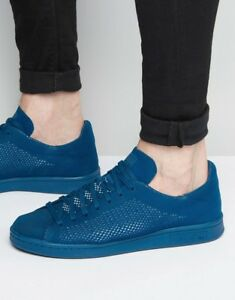 Smith Chaussures Blue Stan Adidas Pk nwv08NOym