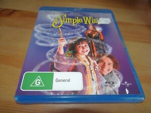 A-SIMPLE-WISH-BLU-RAY-DVD-GOING-CHEAP