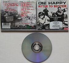 Die Happy - Bitter To Better (DualDisc - CD+DVD)