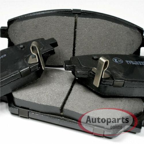 Kia Picanto BA Bremsscheiben Bremsen Bremsbeläge für vorne die Vorderachse