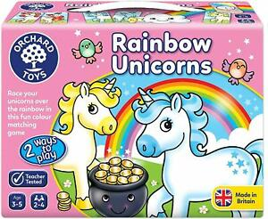 Orchard-Toys-Rainbow-Unicorns-Game-Colour-Card-Matching-Kids-Educational-Toy