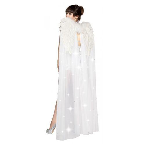 Angel Wings Costume Accessory Adult Womens Christmas Halloween Fancy Dress