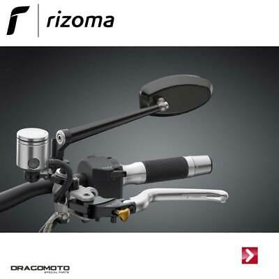 Specchio retrovisore DYNAMIC RIZOMA Nero BS080B
