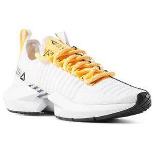 b9577055909f29 Reebok DV6923 Sole Fury SE Running shoes white black gold sneakers ...