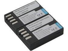 2x D-li109 Battery for Pentax K-r KR K-S1 KS1 K-30 K30 K-50 K50 K-500 K-S2 K500