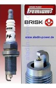 Iridium Zündkerzen BMW 316 320 325 520 X3 X5 Z3 Z4 E46 E60 *  100.000 km BRISK