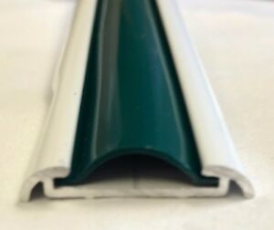1 Quot X 25 Ft Hunter Green Vinyl Insert Molding Trim Screw