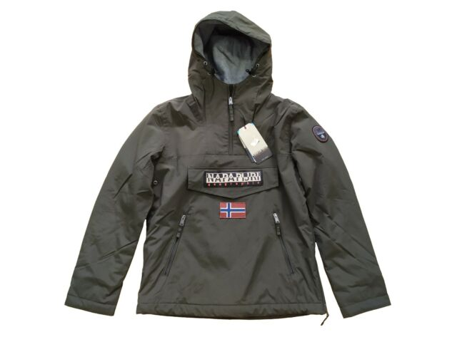 Discount 30/% Napapijri Jacket Rainforest Winter Anorak N0YGNJ Jacket Jacket