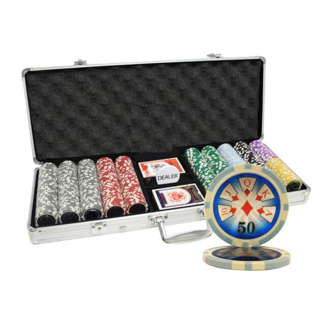 Clay poker chips ebay vietnam gambling authority