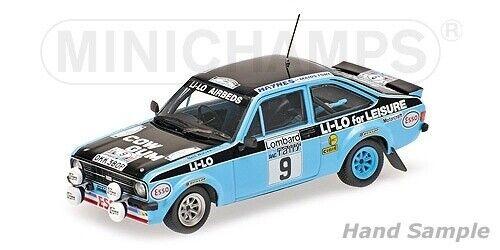 FORD  RS 1800 LI-LO EQUIPE ESSO Clark Wilson Lombard RAC Rally 1978  9 1 18 Minic  meilleurs prix