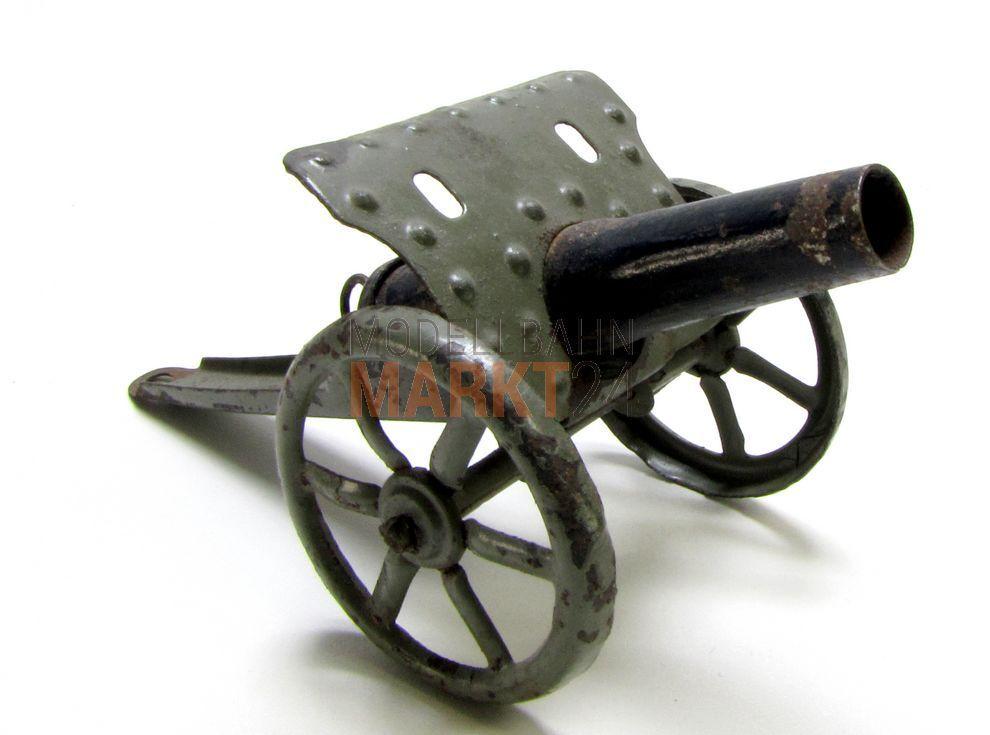 Tôle canon de à la main modèle avec  sorte 13x5,6x6 CM  est réduit