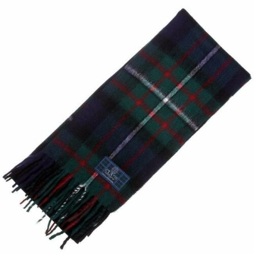 Scottish 100 /% Authentic Wool Tartan Ferguson Modern Scarf New !
