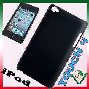 Custodia-hard-back-cover-rigida-NERA-per-iPod-Touch-4-4g