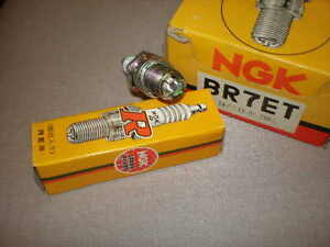 NGK-1-REGULAR-RESISTER-SPARK-PLUG-MAZDA-COSMO-RX-3-RX-4-RX-7-ROTARY
