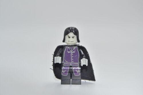 Lego Personnage minifigur Harry Potter Professeur Severus Rogue hp012 de set 4709