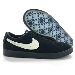 5a4778d2430877 Nike SB Blazer Zoom Low GT Grant Taylor Black White 943849-010 Men s ...