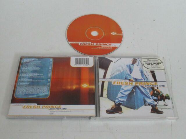Jazzy Jeff & Fresh Prince/Greatest Hits (5013705184826) CD Álbum