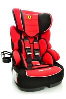 Ferrari Car Seat Sp Rosso Limited - Group I/ii/iii 9-36 Kg The Latest Model 2017