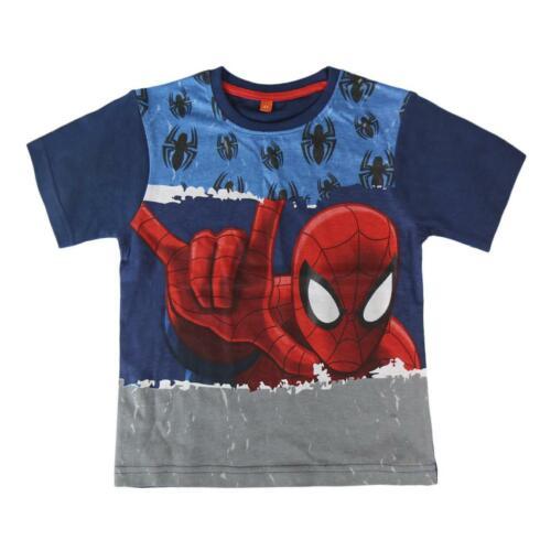 Spiderman Boys Cotton T-Shirt