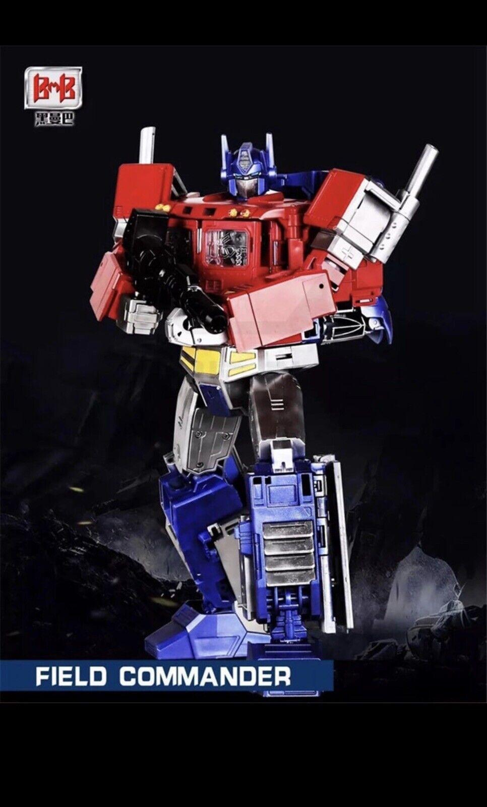 Trasformers masterpiece Optimus Prime Comuomoder Autorobot Distructor