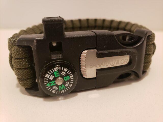 twin pack Paracord bracelet