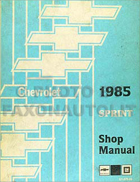 Diagram  Wiring Diagram Chevrolet Sprint Full Version Hd