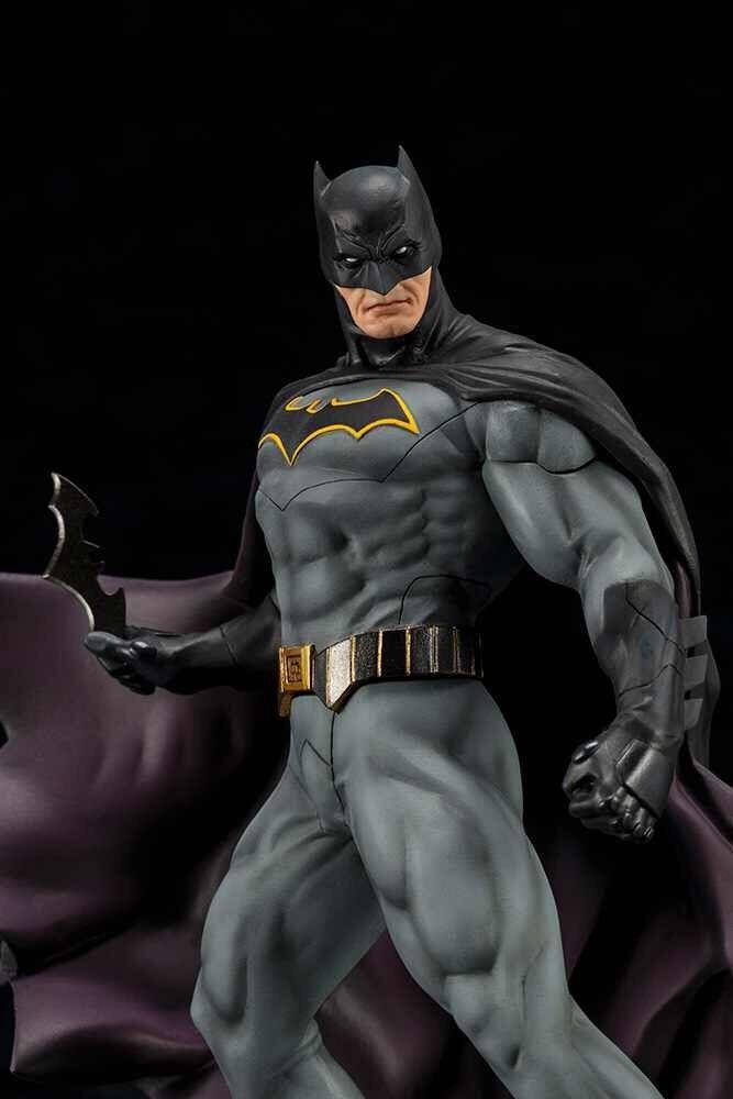 DC Comics Renacimiento Batman Artfx + Statue Por Kotobukiya