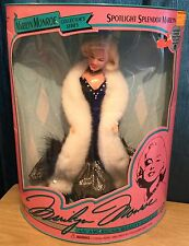 Marilyn Monroe Collector's Series Spotlight Splendor Doll Limited Edition