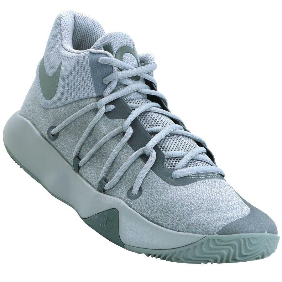 Nike herr KD Trey 5 V Storlek 11 grå    silver 897638 011  upp till 70%
